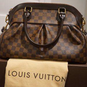 Louis Vuitton Damier Canvas Trevi PM Bag